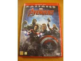 AVENGERS : AGE OF ULTRON - MARVEL  - DVD