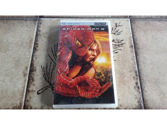 Spider-Man 2 Sony PSP UMD Film