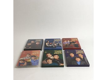DVD-Filmer, Two and a half men, Säsong 1-6