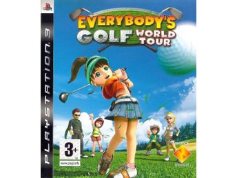 PS3 SPEL - Everybodys / Everybody's Golf World Tour .