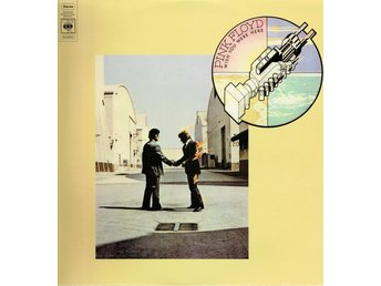 PINK FLOYD - WISH YOU WERE HERE (YELLOW) LP