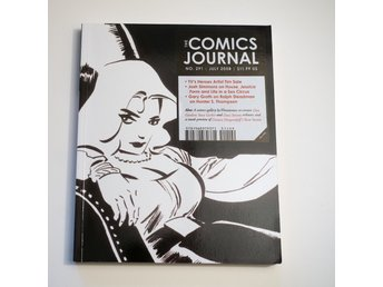 The Comics Journal #291 July 2008