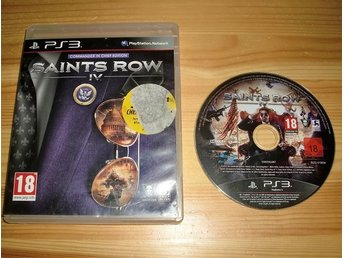 PS3: Saints Row IV 4