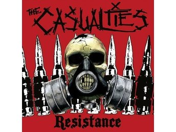 Casualties, The - Resistance - CD -