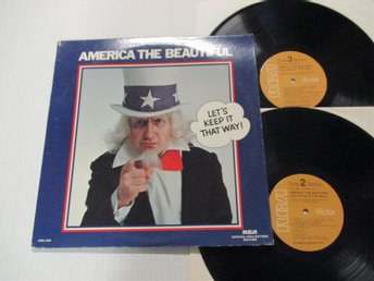 "America The Beautiful ""Let's Keep It That Way"""