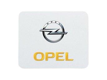 Opel musmatta, present till Opel ägare - Karlskrona - Opel musmatta, present till Opel ägare - Karlskrona