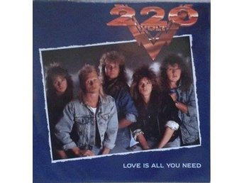 "220 Volt title* Love Is All You Need* Scandinavia 7"" - Hägersten - 220 Volt title* Love Is All You Need* Scandinavia 7"" - Hägersten"