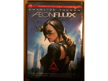 DVD-film: Aeon Flux - Kosta - DVD-film: Aeon Flux - Kosta