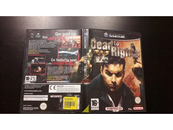 Dead To Rights Nintendo Gamecube