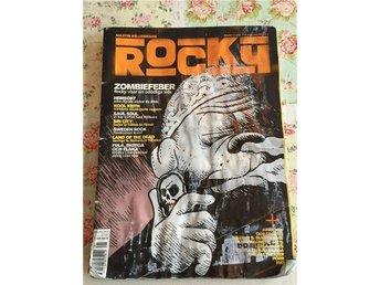 ROCKY Nummer 5 - 2005 (Martin Kellerman) - Göteborg - ROCKY Nummer 5 - 2005 (Martin Kellerman) - Göteborg