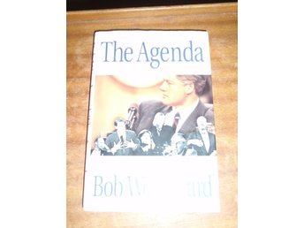 Bob Woodward - The Agenda Inside the Clinton White House