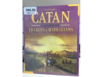 BRÄDSPEL.CATAN-Expansion Teraders & Barbarians