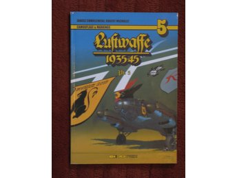 Luftwaffe 1935-1945 Part 5 camoflage & markings
