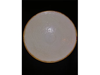 A white glazed bowl, China, possible Song dynasty