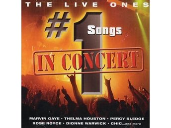 No 1 Songs In Concert (CD)