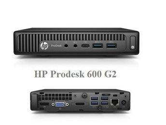 HP Prodesk 600 G2 Core i5-6500T 2.5Ghz 4GB DDR4 500GB HD Win10 NYSKICK