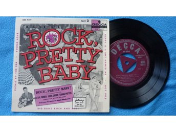 "EP ""ROCK, PRETTY BABY PART 3"" - 1957"