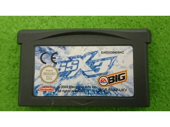 SSX 3 Nintendo GBA gameboy advance