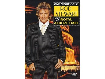 Stewart Rod: One night only - Live at R.A.H. (DVD)