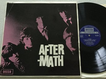 Lp Rolling Stones-Aftermath Uk boxed Decca press