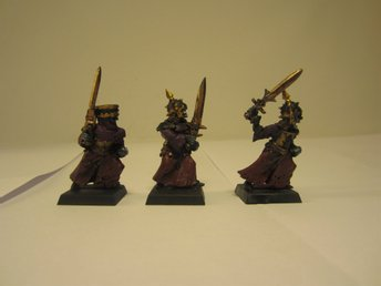 Warhammer Fantasy 3 st Classic Vampire Counts Grave Guards