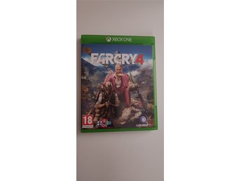 FarCry 4 Xbox One