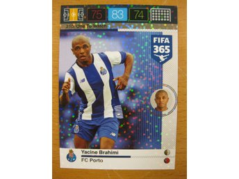 ONE TO WATCH - YACINE BRAHIMI - PORTO - ADRENALYN - FIFA 365