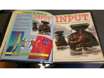 Input (Tidningar) 1-52 - Learn Programming - For Fun and the Future [Komplett]