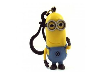 Despicable Me 2 Nyckelring 3D Minion Tim