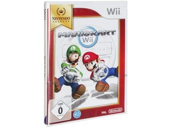 Nintendo Wii Mario Kart Selects (without Steering Wheel)