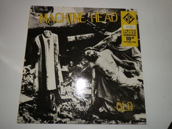 "MACHINE HEAD - OLD - 10"" BILDVINYL LIMITED NUMBERED EDITION!!!"