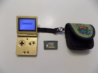 nintendo gameboy advance sp zelda edition ags 001