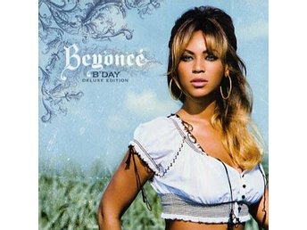 Beyoncé: B'day 2008 (Deluxe Edition) (CD)
