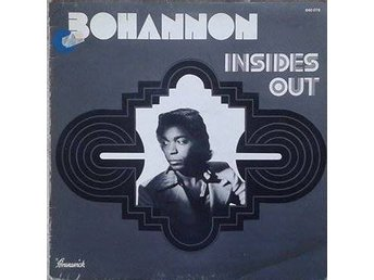 Bohannon  titel* Insides Out* Soul, Funk, Disco US LP