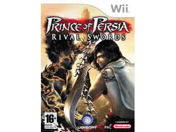Prince of Persia: Rival Swords - Nintendo Wii