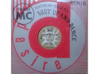 "Rebel MC title* Comin' On Strong (Remix)* Club 90's Breakbeat 12"" UK"