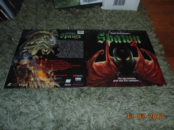 Spawn 2 - Special edition - 2st Laserdisc