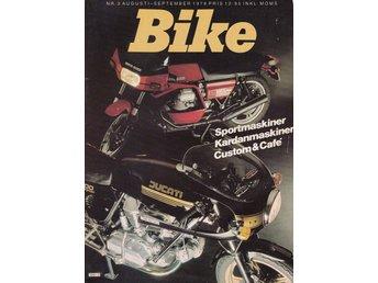 Bike 1979-3 Ducati 900 SS..Moto Guzzi 850 Le Mans..Suzuki GS - Järpås - Bike 1979-3 Ducati 900 SS..Moto Guzzi 850 Le Mans..Suzuki GS - Järpås