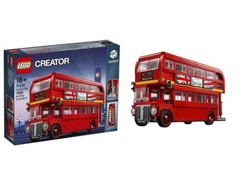 Lego Creator Expert 10258 London Bus - Ystad - Lego Creator Expert 10258 London Bus - Ystad