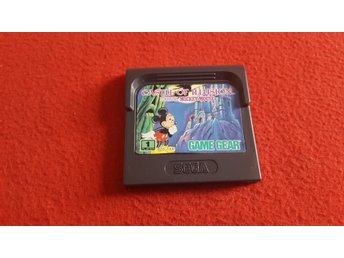 CASTLE OF ILLUSION till Sega Game Gear