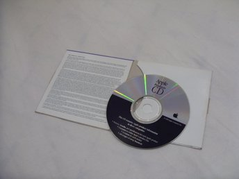 Apple Computer Products CD ROM 1995 produkt pdf datablad och information