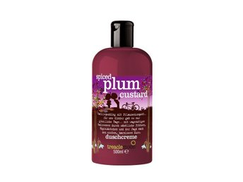 Spiced plum custard Shower gel TREACLE MOON
