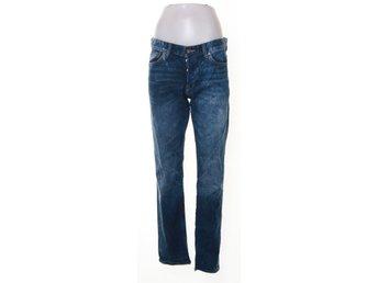 jeans extra långa ben