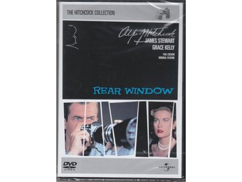 REAR WINDOW  (The Hitcock Collection)