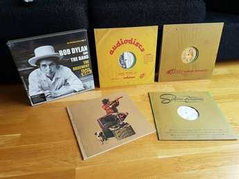 Bob Dylan - The Basement Tapes Raw Box Set 3xLP