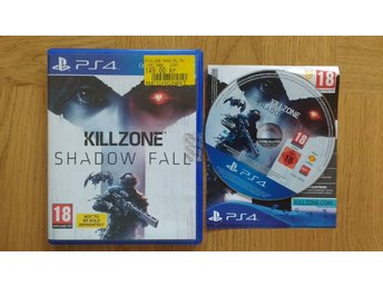 PlayStation 4/PS4: Killzone: Shadow Fall