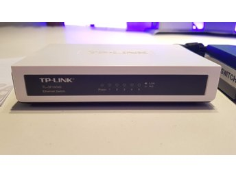 TP-link TL-SF1005D 5-portars 100Mbps switch