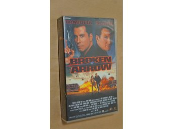 Broken Arrow (VHS)