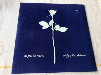 "DEPECHE MODE - ENJOY THE SILENCE 12"" 1990"