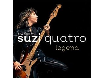 Quatro Suzi: Legend/Best of... 1973-2005 (Rem) (CD)